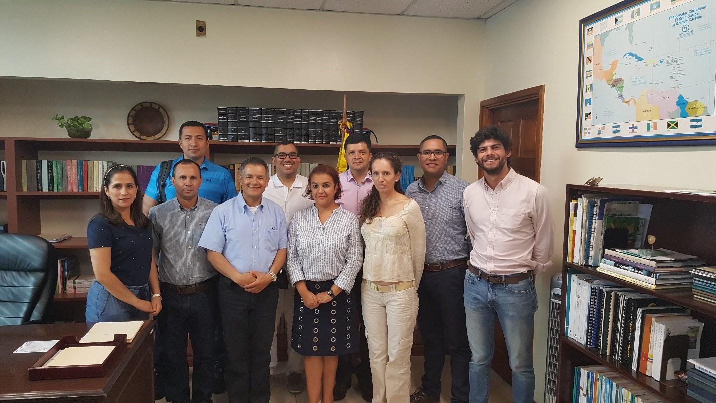 En el marco de los programas de cooperación la delegación de la ...